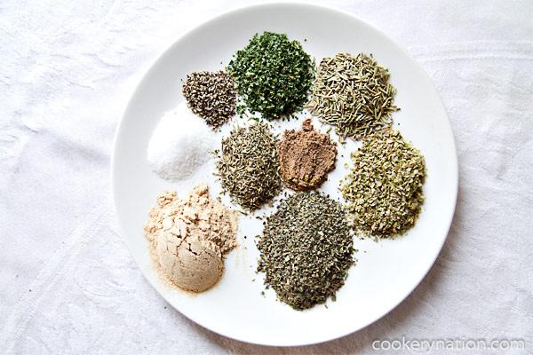 Greek Spice Blend