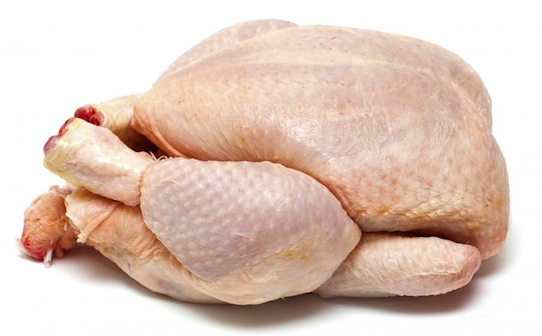 How to Break Down a Chicken