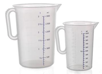 Metric Measuring Cups