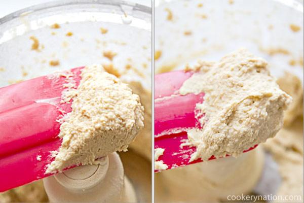 Easy Creamy Hummus