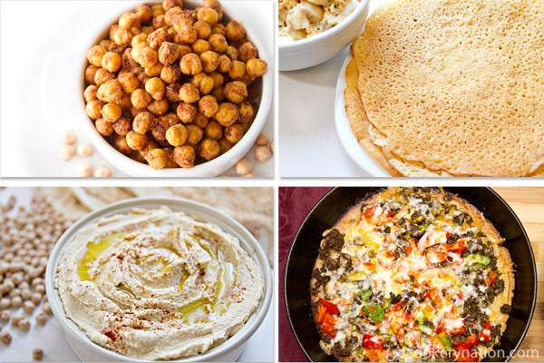 Uses for Chickpeas