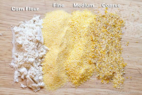 Cornmeal Grinds