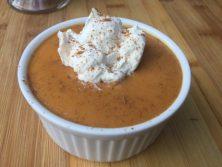 Luscious Pumpkin Pudding