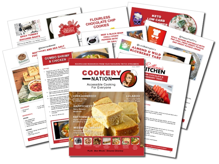 Cookery Nation Newsletter June 2019